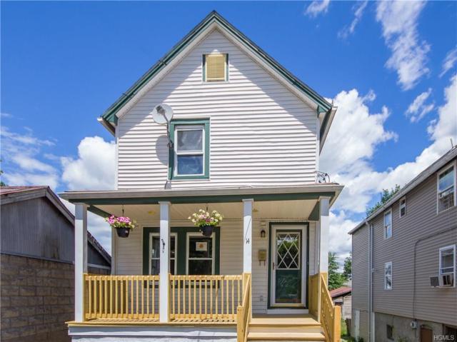 14 Muller Avenue, Highland Falls, NY 10928 (MLS #4828229) :: William Raveis Baer & McIntosh