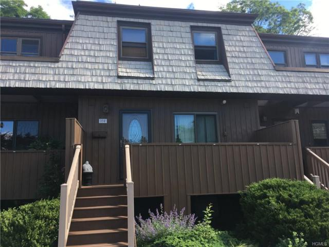 33 Heritage Drive F, New City, NY 10956 (MLS #4828255) :: Shares of New York