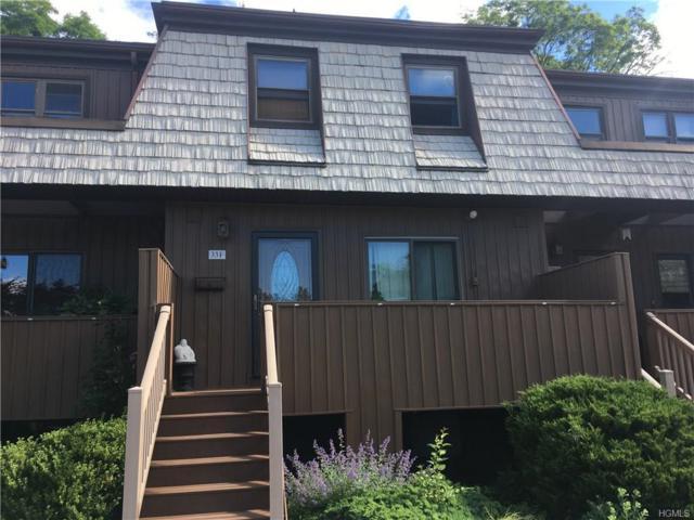 33 Heritage Drive F, New City, NY 10956 (MLS #4828255) :: Mark Boyland Real Estate Team