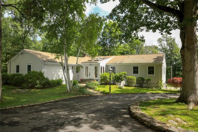 96 Horseshoe Hill Road, Pound Ridge, NY 10576 (MLS #4828414) :: Mark Boyland Real Estate Team
