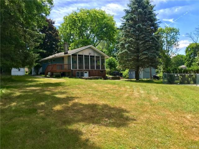 4 Hill Road, Middletown, NY 10941 (MLS #4828512) :: Mark Seiden Real Estate Team