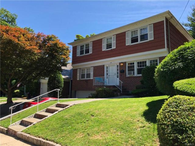 407 Collins Avenue, Mount Vernon, NY 10552 (MLS #4828674) :: William Raveis Baer & McIntosh