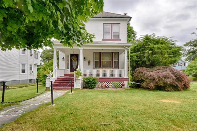 2 Central Avenue, Newburgh, NY 12550 (MLS #4828691) :: William Raveis Baer & McIntosh