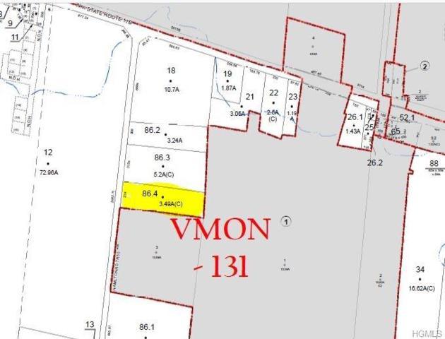 0 Hamilton Road, Monticello, NY 12701 (MLS #4828778) :: Michael Edmond Team at Keller Williams NY Realty