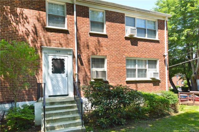 17 Fieldstone Drive #149, Hartsdale, NY 10530 (MLS #4830578) :: Mark Boyland Real Estate Team