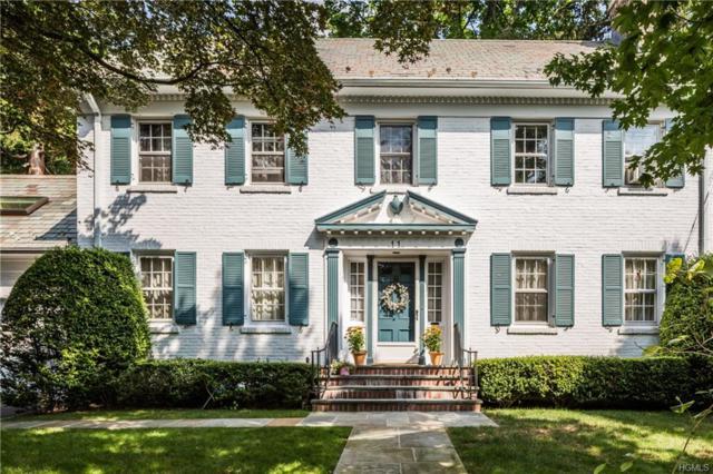 11 Colonial Road, Bronxville, NY 10708 (MLS #4831811) :: William Raveis Baer & McIntosh