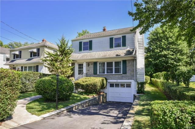 47 Harding Drive, New Rochelle, NY 10801 (MLS #4831990) :: Mark Seiden Real Estate Team