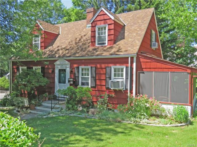 35 Ashley Road, Hastings-On-Hudson, NY 10706 (MLS #4832054) :: William Raveis Legends Realty Group