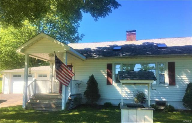 26 Hessinger Lare Road, Youngsville, NY 12791 (MLS #4832326) :: Michael Edmond Team at Keller Williams NY Realty