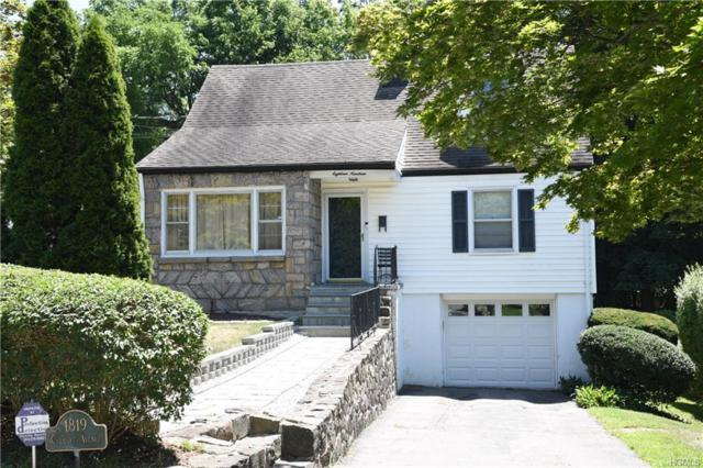 1819 Carhart Avenue, Peekskill, NY 10566 (MLS #4832900) :: Michael Edmond Team at Keller Williams NY Realty