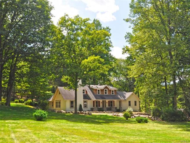 18 Ridge Road, Tuxedo Park, NY 10987 (MLS #4833197) :: Mark Seiden Real Estate Team