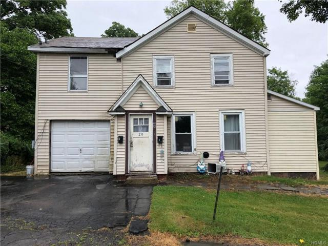 29-31 Grant Street, Liberty, NY 12754 (MLS #4833339) :: Michael Edmond Team at Keller Williams NY Realty
