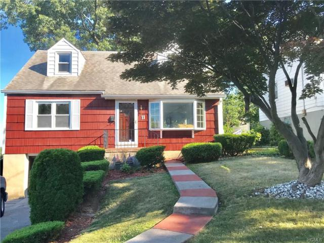 11 Gleeson Place, Yonkers, NY 10704 (MLS #4833612) :: Mark Seiden Real Estate Team