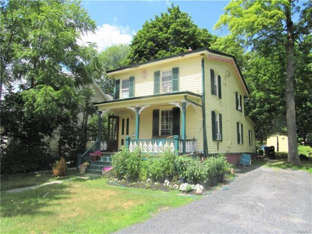 15 Montgomery Street, Goshen, NY 10924 (MLS #4833747) :: William Raveis Baer & McIntosh
