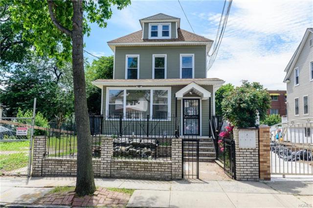 433 Beach Avenue, Bronx, NY 10473 (MLS #4834199) :: Mark Seiden Real Estate Team