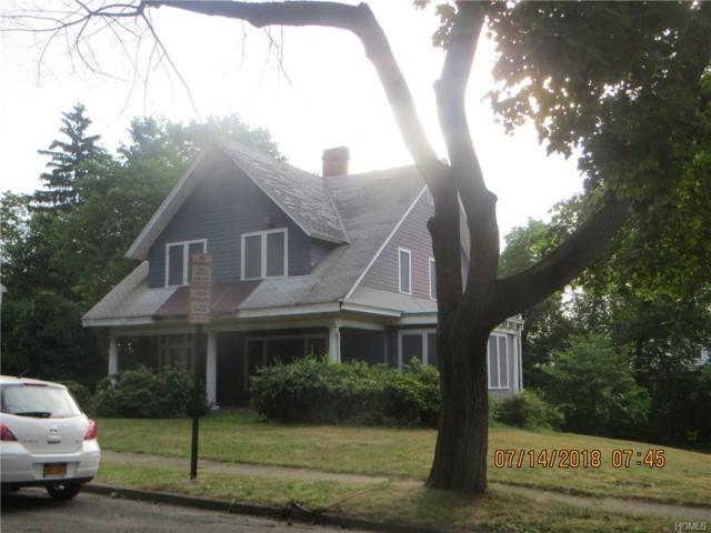 32 City Terrace, Newburgh, NY 12550 (MLS #4834261) :: William Raveis Baer & McIntosh