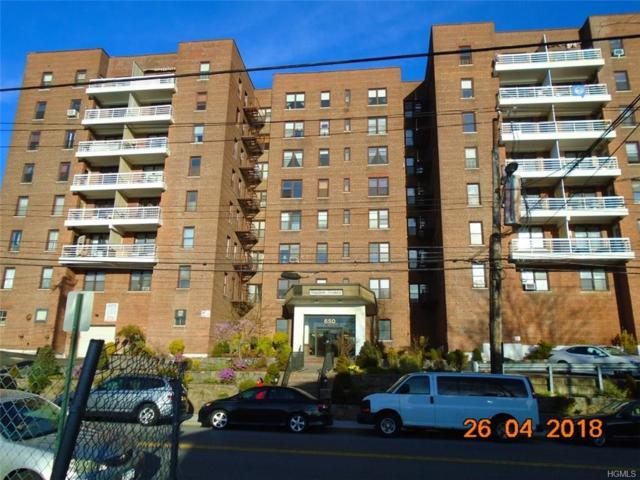 650 Warburton Avenue 6L, Yonkers, NY 10701 (MLS #4834317) :: William Raveis Legends Realty Group
