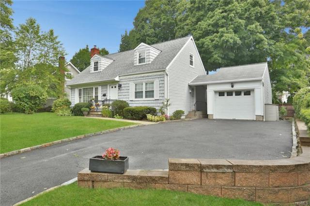 127 Hilburn Road, Scarsdale, NY 10583 (MLS #4834528) :: Michael Edmond Team at Keller Williams NY Realty