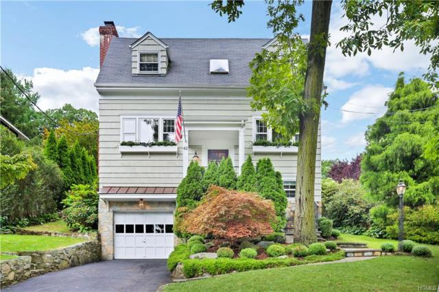 42 Mountain Avenue, Larchmont, NY 10538 (MLS #4834904) :: Mark Boyland Real Estate Team