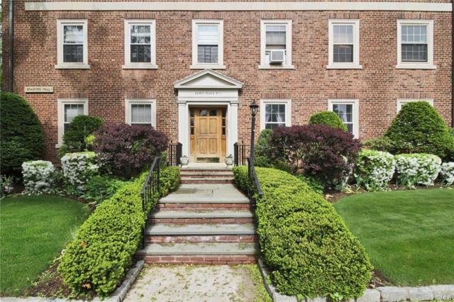 5 Alden Place 2A, Bronxville, NY 10708 (MLS #4835623) :: Mark Boyland Real Estate Team