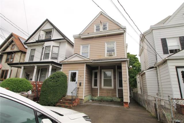 23 Vernon Place, Yonkers, NY 10704 (MLS #4835964) :: William Raveis Legends Realty Group