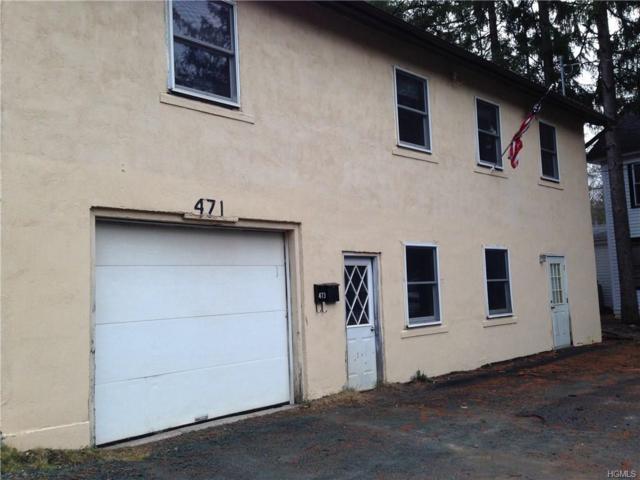 471 N Main Street, Liberty, NY 12754 (MLS #4836527) :: Mark Boyland Real Estate Team