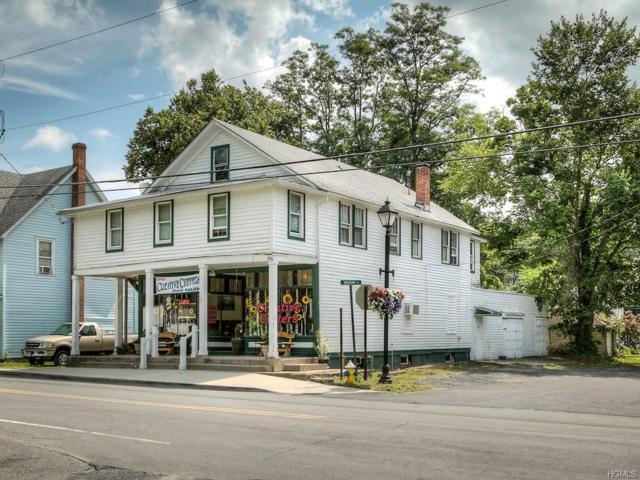 38 Main Street, Napanoch, NY 12458 (MLS #4836660) :: Michael Edmond Team at Keller Williams NY Realty