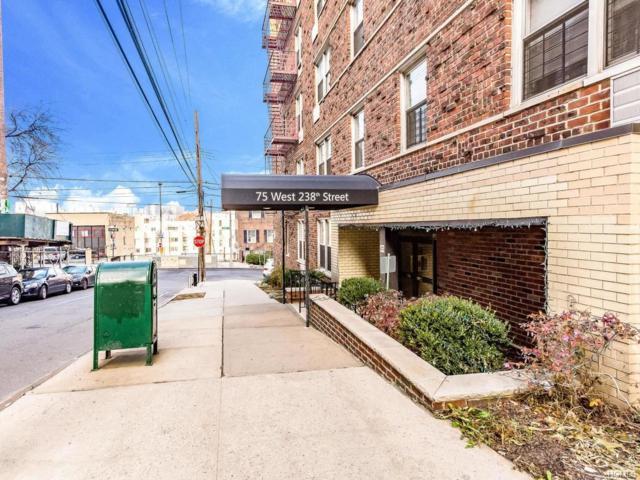 75 W 238th Street 4L, Bronx, NY 10463 (MLS #4837098) :: Mark Boyland Real Estate Team