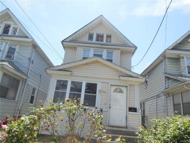 146 Beechwood Avenue, Mount Vernon, NY 10553 (MLS #4837831) :: Mark Boyland Real Estate Team