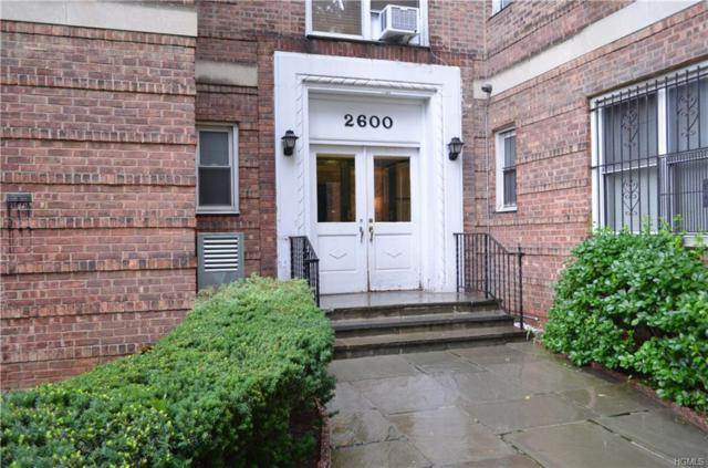 2600 Henry Hudson Parkway 5D, Bronx, NY 10463 (MLS #4837992) :: Mark Seiden Real Estate Team