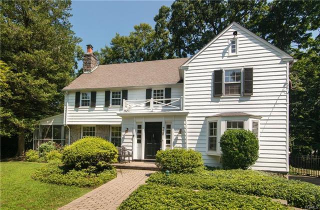 220 Douglas Place, Mount Vernon, NY 10552 (MLS #4838651) :: Mark Boyland Real Estate Team