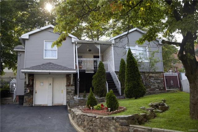 2 Homewood Road, Mount Vernon, NY 10553 (MLS #4838814) :: Mark Boyland Real Estate Team