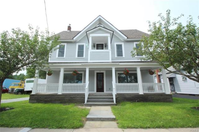 8 Pearl Street, Livingston Manor, NY 12758 (MLS #4838851) :: Mark Boyland Real Estate Team