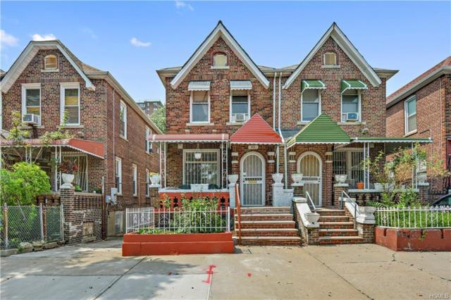 943 Elder Avenue, Bronx, NY 10473 (MLS #4838979) :: Mark Boyland Real Estate Team