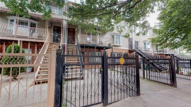 593 Beech Terrace, Bronx, NY 10454 (MLS #4839015) :: Mark Boyland Real Estate Team