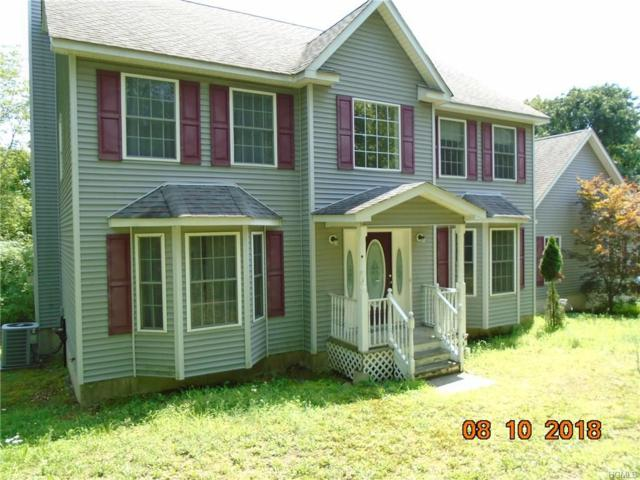 908 Mountain Road, Port Jervis, NY 12771 (MLS #4839020) :: Shares of New York