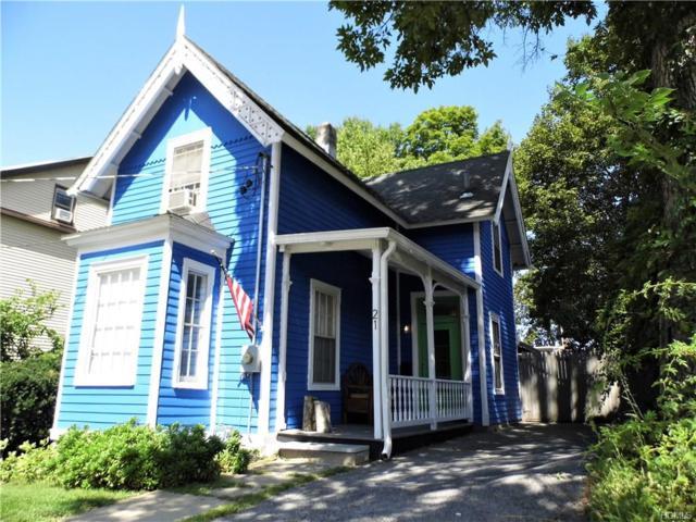 21 Kent Street, Beacon, NY 12508 (MLS #4839833) :: Mark Boyland Real Estate Team