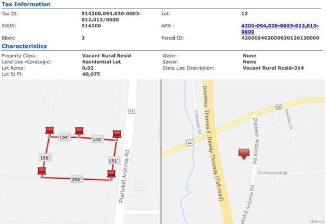 1023 Plattekill Ardonia Road, Clintondale, NY 12515 (MLS #4840997) :: Shares of New York