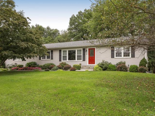 64 Hill Road, Goshen, NY 10924 (MLS #4841056) :: Stevens Realty Group