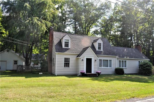 4484 Atwood Road, Stone Ridge, NY 12484 (MLS #4841373) :: Mark Boyland Real Estate Team