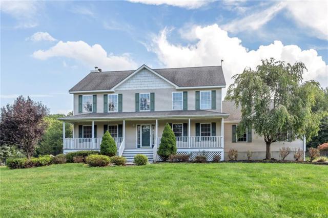 598 Ridgebury Road, Slate Hill, NY 10973 (MLS #4841530) :: Mark Boyland Real Estate Team