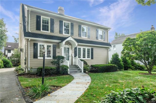 187 Longview Avenue, White Plains, NY 10605 (MLS #4841900) :: Mark Boyland Real Estate Team