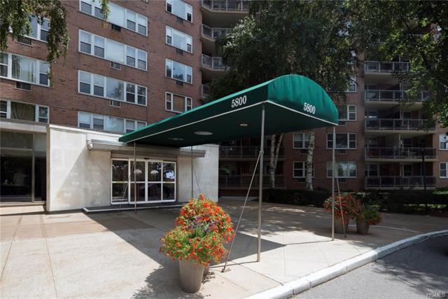 5800 Arlington Avenue 1J, Bronx, NY 10471 (MLS #4842030) :: William Raveis Legends Realty Group