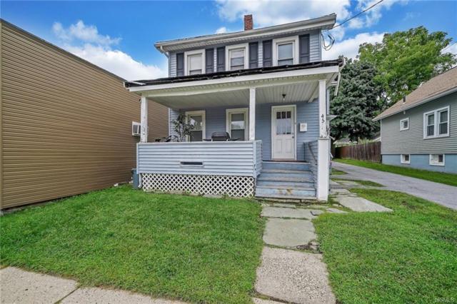 45 Bennett Street, Middletown, NY 10940 (MLS #4842193) :: Stevens Realty Group