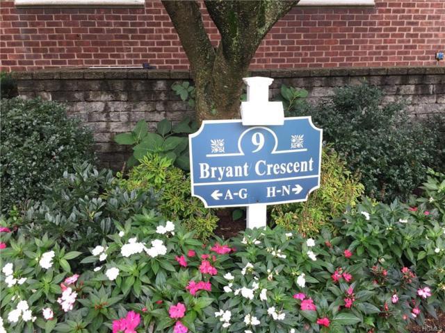 9 Bryant Crescent 1E, White Plains, NY 10605 (MLS #4842284) :: William Raveis Baer & McIntosh