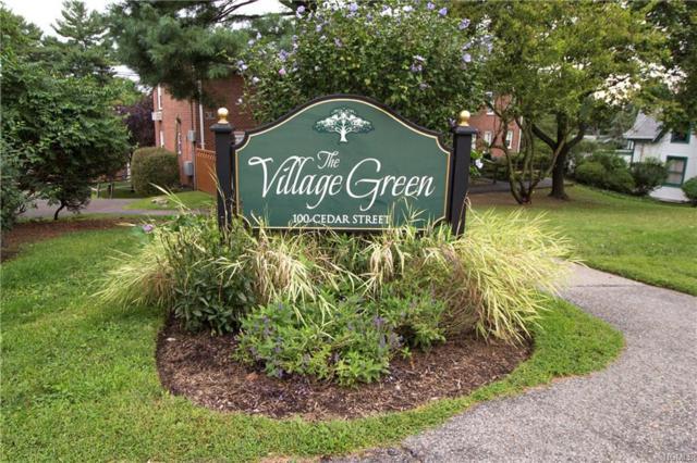 100 Cedar Street A16, Dobbs Ferry, NY 10522 (MLS #4842406) :: William Raveis Baer & McIntosh