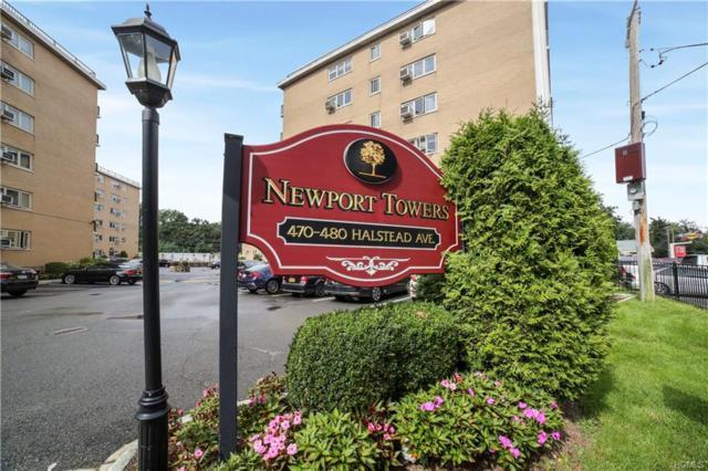 480 Halstead Avenue 1H, Harrison, NY 10528 (MLS #4842776) :: Mark Boyland Real Estate Team