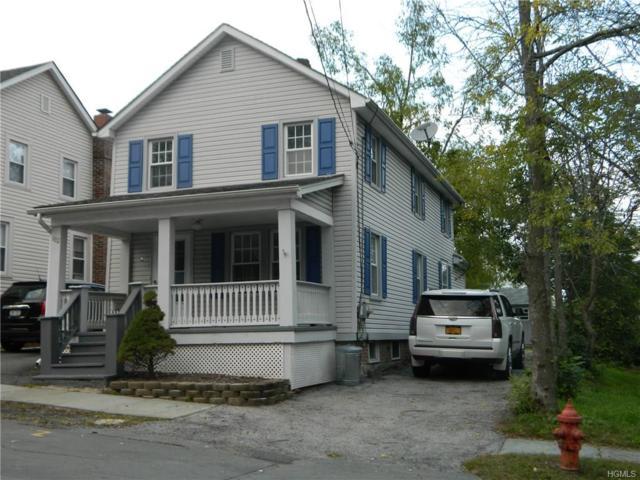 162 Clinton Street, Montgomery, NY 12549 (MLS #4842977) :: The McGovern Caplicki Team