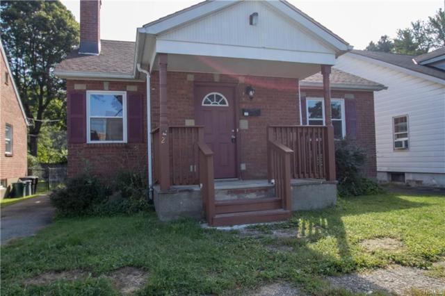 20 Roosevelt Place, Newburgh, NY 12550 (MLS #4843172) :: Mark Boyland Real Estate Team