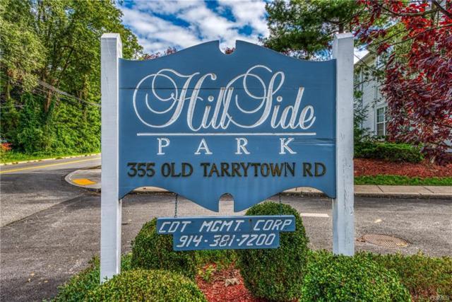 355 Old Tarrytown Road #603, White Plains, NY 10603 (MLS #4843197) :: Mark Boyland Real Estate Team